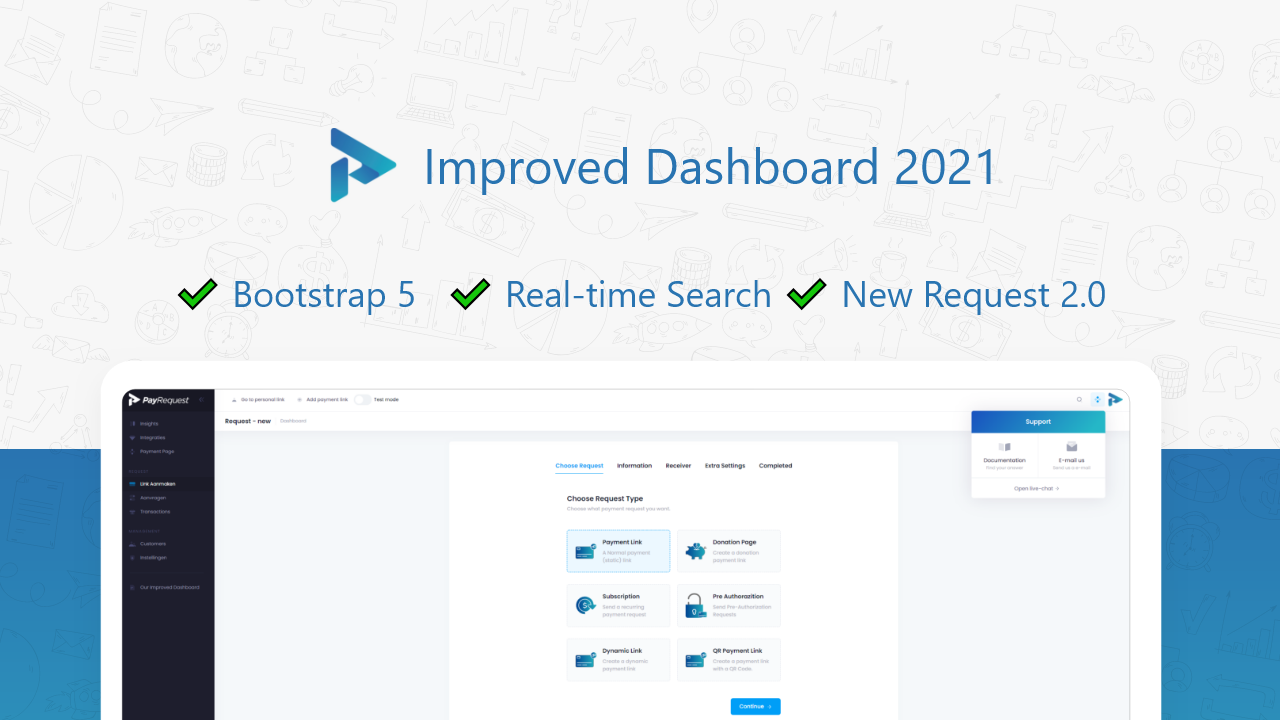 Our New and Improved Dashboard